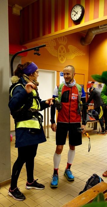 Brifing med NRK