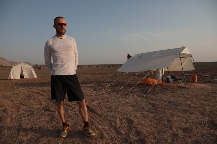 Iranian silk road ultra marathon