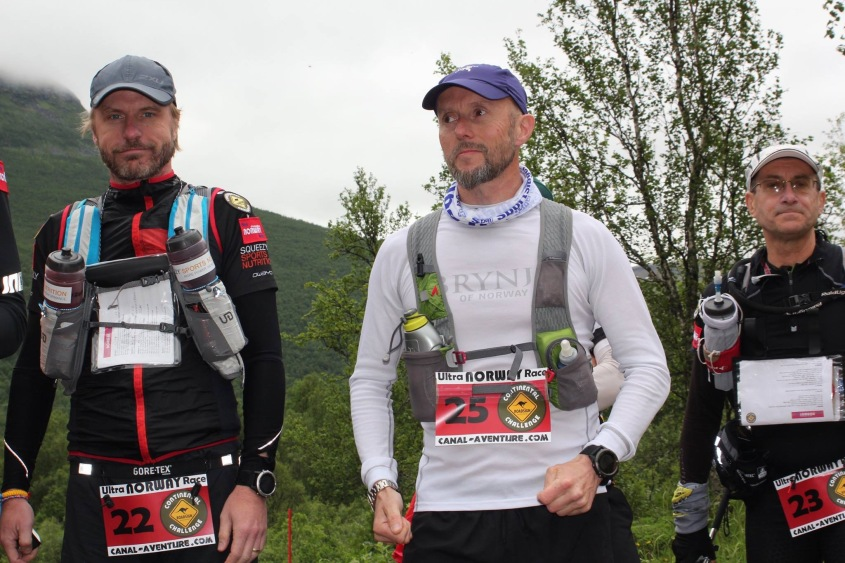 Canal-Aventure :: start, Ultra Norway Race‬